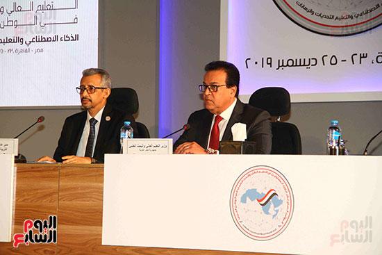مؤتمر وزراء التعليم العربى (13)