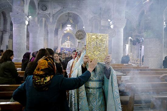 الكنيسة الكبرى الطاهرة بالعراق