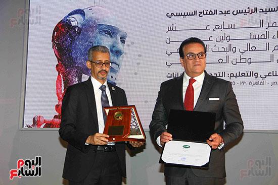 مؤتمر وزراء التعليم العربى (37)