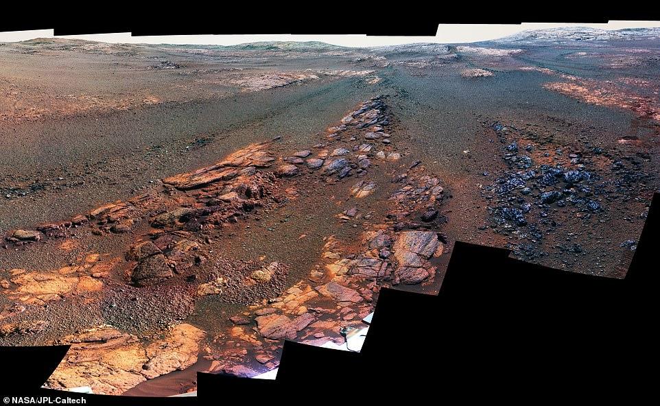 مستكشف المريخ 3