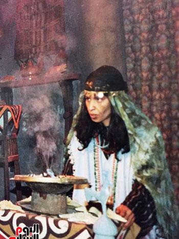عائشة الكيلانى فى أحد المسرحيات