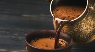 القهوة المحتوية على الكافيين