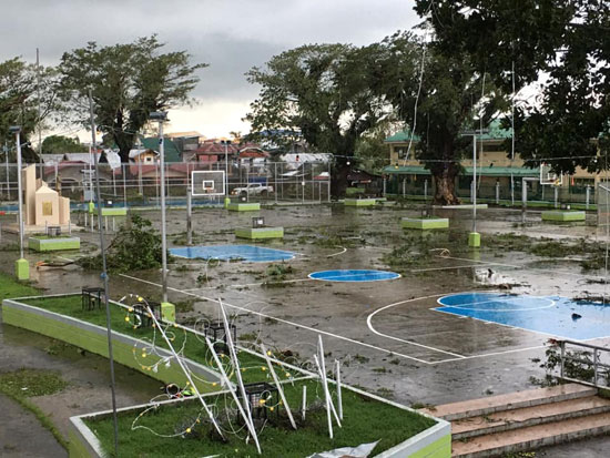 إعصار الفلبين (2)