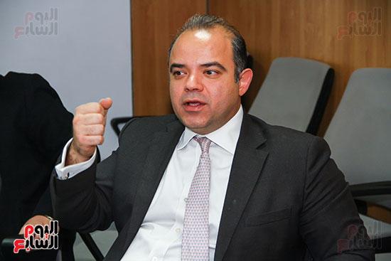 محمد فريد رئيس البورصة المصرية (19)