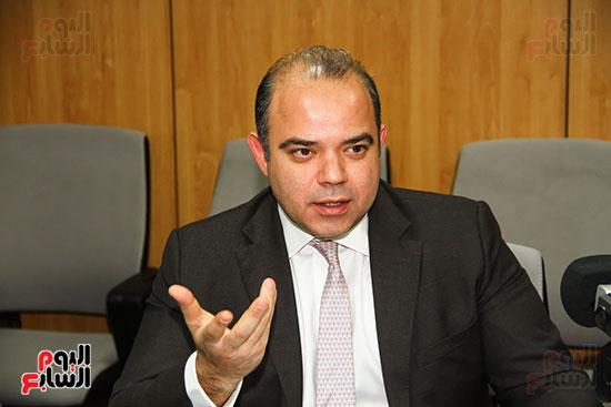 محمد فريد رئيس البورصة المصرية (9)