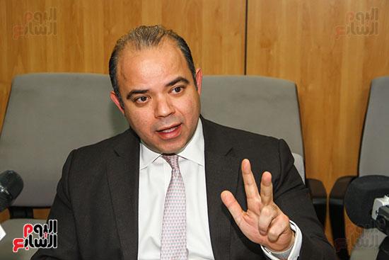 محمد فريد رئيس البورصة المصرية (3)