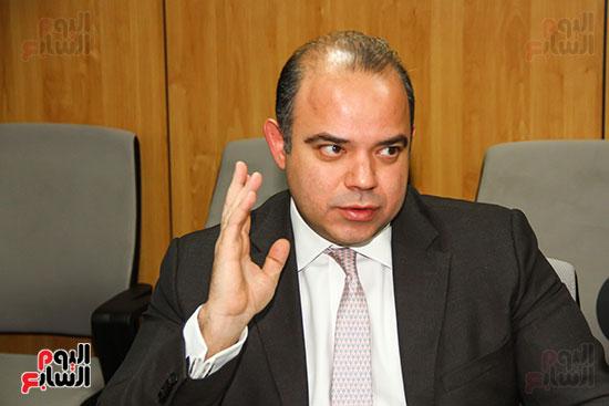 محمد فريد رئيس البورصة المصرية (8)