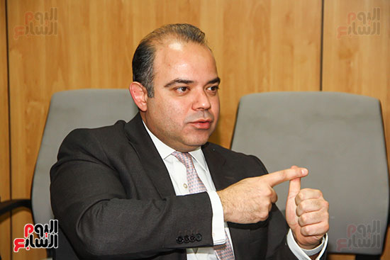 محمد فريد رئيس البورصة المصرية (13)