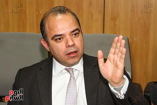 محمد فريد رئيس البورصة المصرية (4)