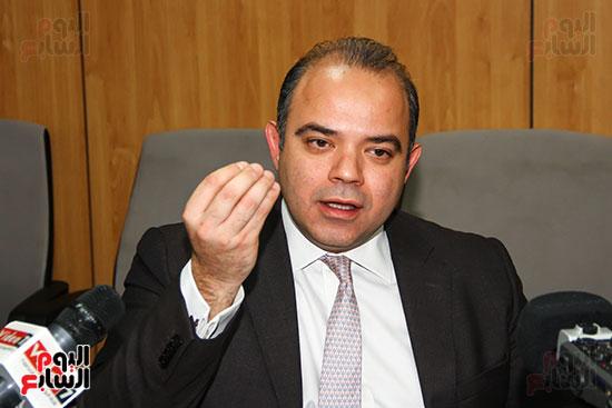 محمد فريد رئيس البورصة المصرية (2)