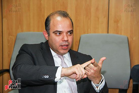 محمد فريد رئيس البورصة المصرية (14)