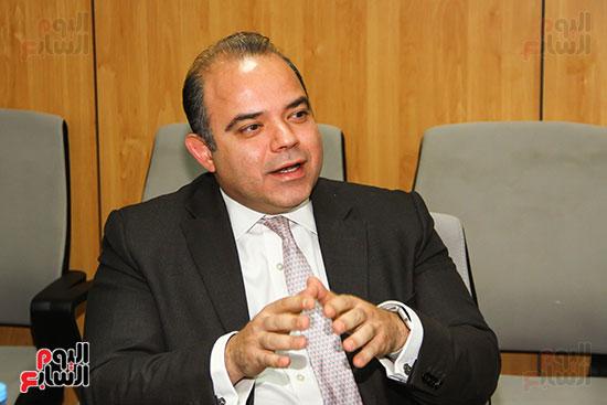 محمد فريد رئيس البورصة المصرية (12)