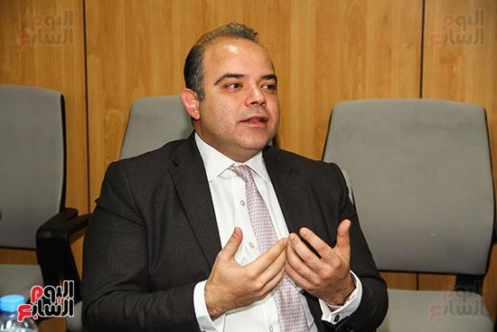 محمد فريد رئيس البورصة المصرية (11)