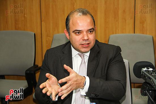 محمد فريد رئيس البورصة المصرية (10)