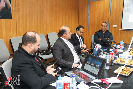 محمد فريد رئيس البورصة المصرية (18)