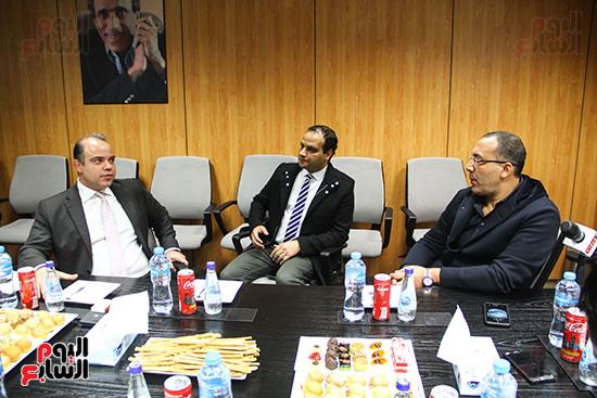 محمد فريد رئيس البورصة المصرية (1)