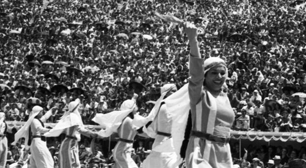 فرقة رضا فى حفل بتركيا سنة 1970
