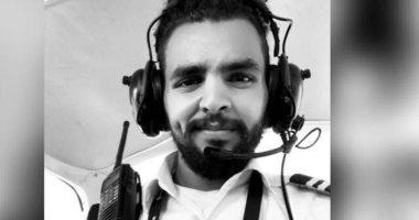 الطيار السعودى عبد الله الشريف