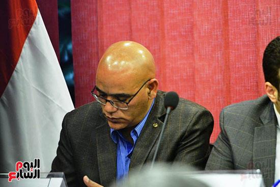 الجلسة الثالثة للحوار الوطنى للأحزاب لمستقبل وطن (9)