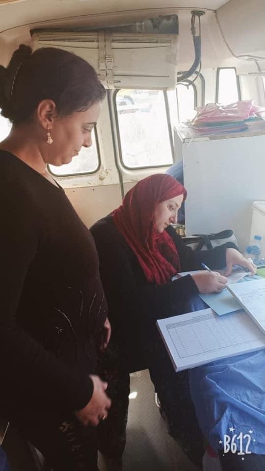 تسجيل المواطنين بالتأمين الصحى الشامل بجنوب سيناء (7)