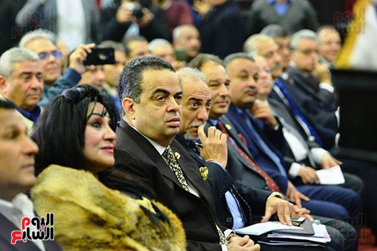 الجلسة الثالثة للحوار الوطنى للأحزاب لمستقبل وطن (1)