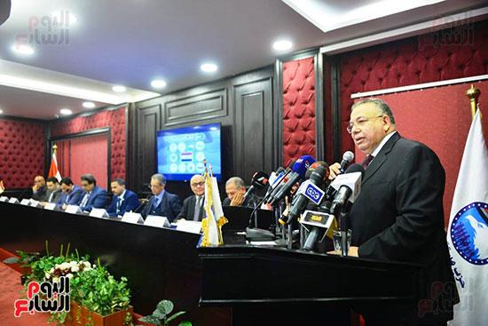 الجلسة الثالثة للحوار الوطنى للأحزاب لمستقبل وطن (23)