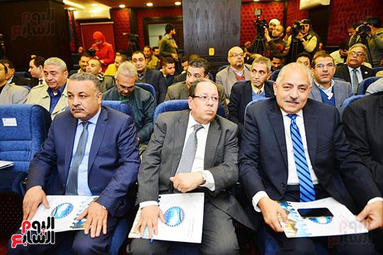 الجلسة الثالثة للحوار الوطنى للأحزاب لمستقبل وطن (33)