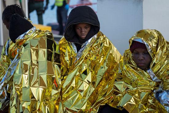 انقاذ المهاجرين (2)