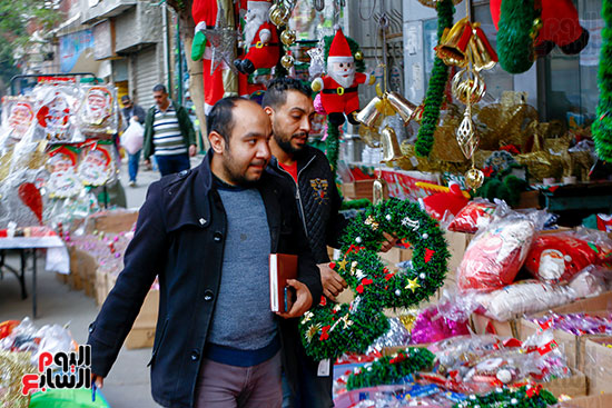 بيع زينة الكريسماس (2)