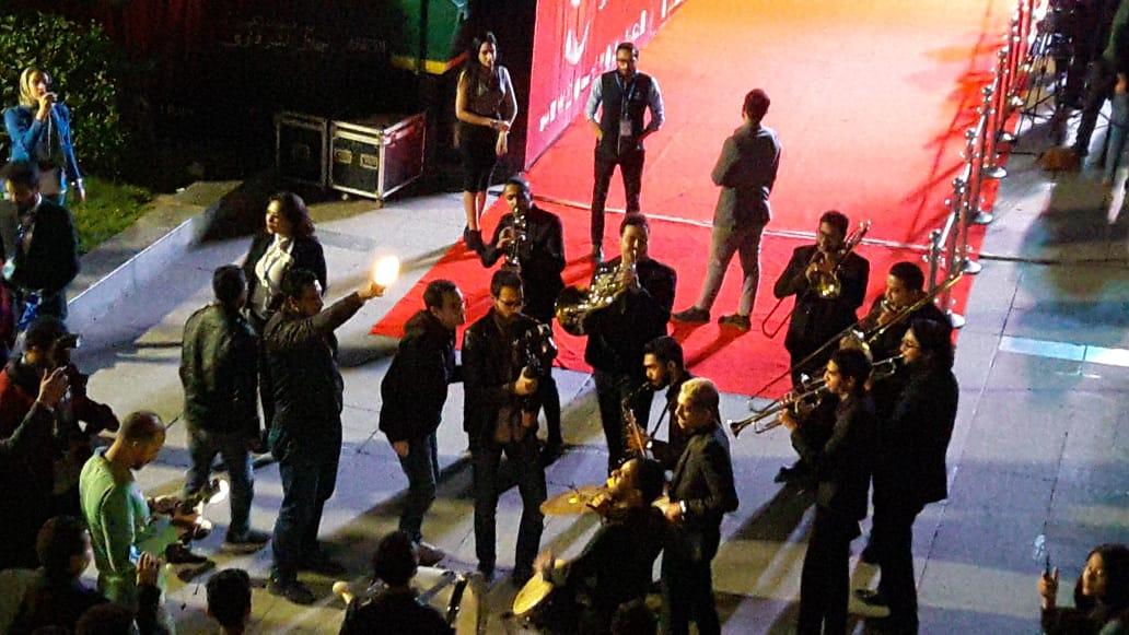 انطلاق مهرجان المسرح العربى بالإسكندرية (11)