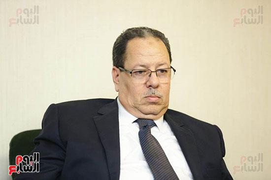 الجلسة الثانية للحوار الوطنى للأحزاب المصرية (30)