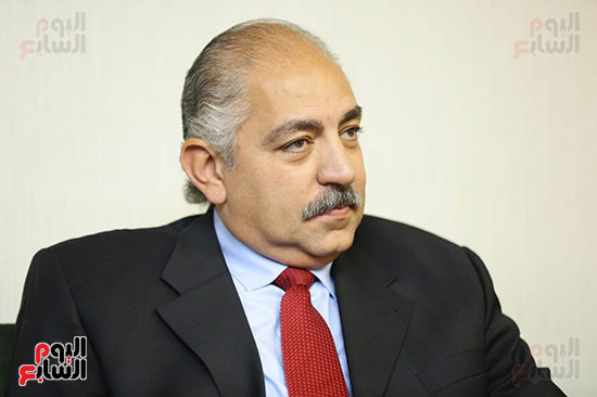 الجلسة الثانية للحوار الوطنى للأحزاب المصرية (32)