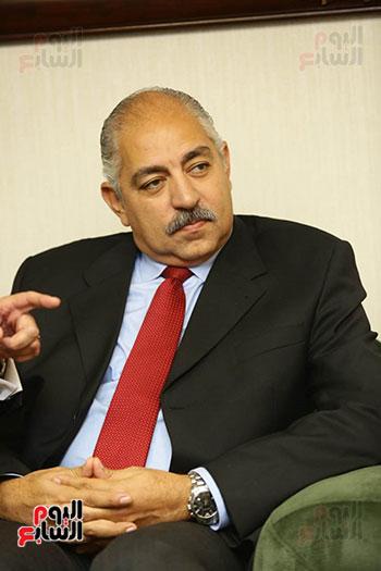 الجلسة الثانية للحوار الوطنى للأحزاب المصرية (23)
