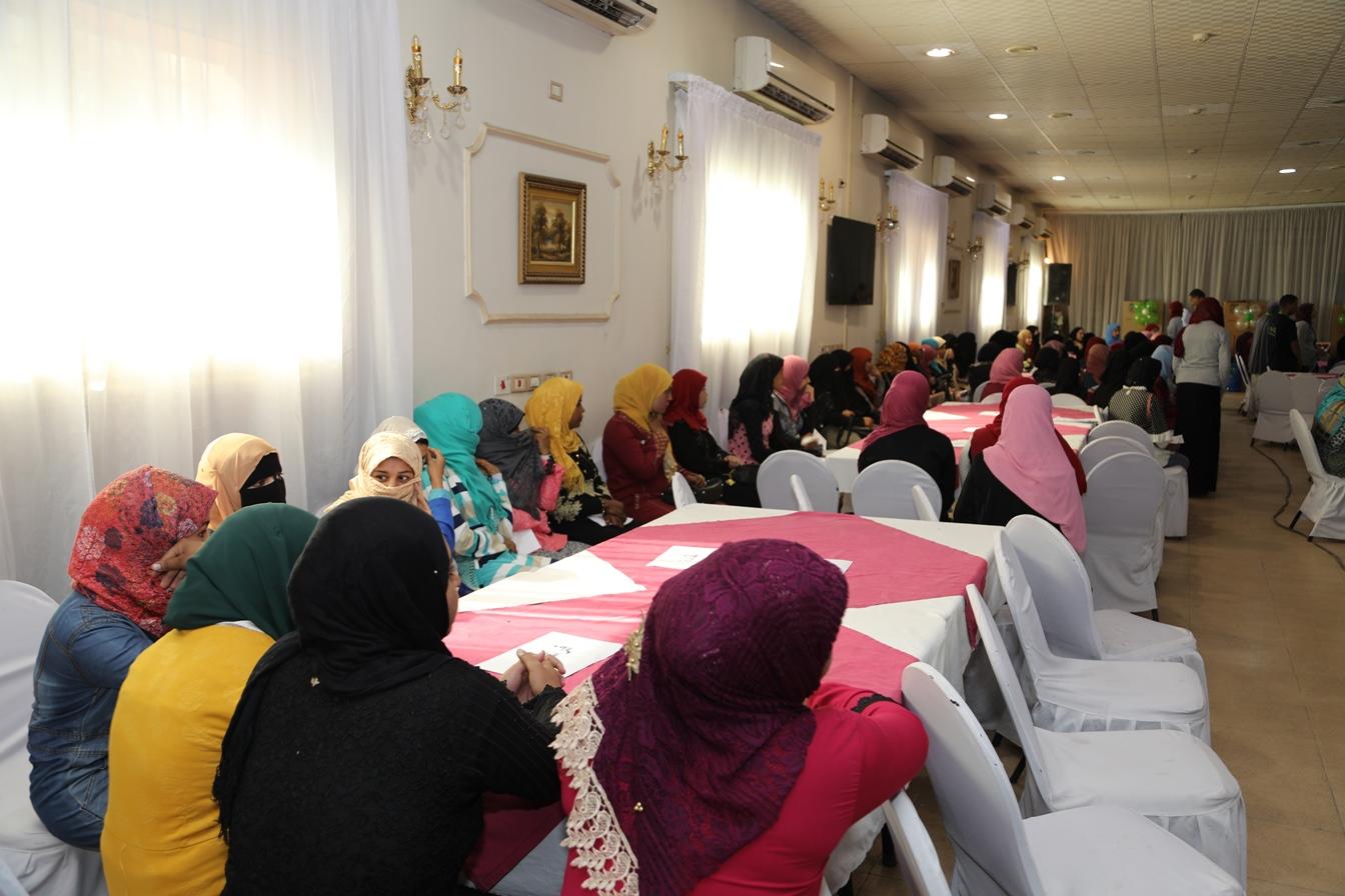 محافظة قنا تطلق مبادرة تيسير الزواج الجماعى (6)