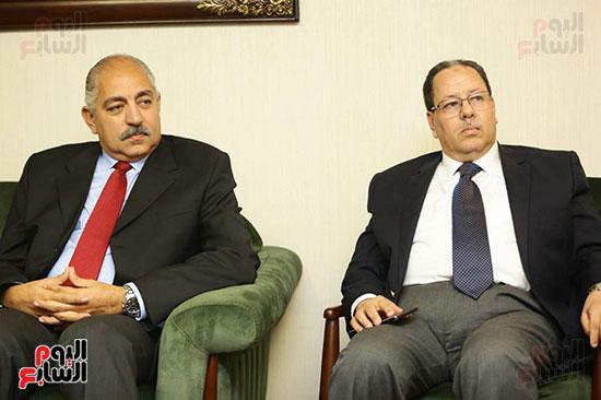 الجلسة الثانية للحوار الوطنى للأحزاب المصرية (20)