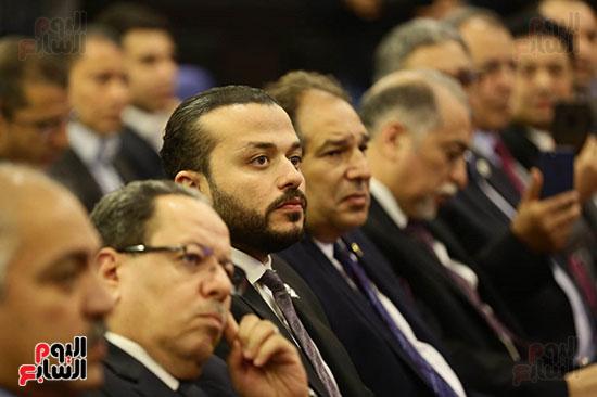 الجلسة الثانية للحوار الوطنى للأحزاب المصرية (1)