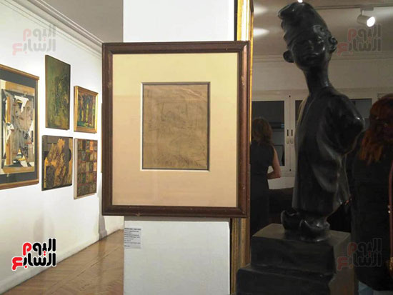 رواد الفن التشكيلى فى ArtTalks (8)