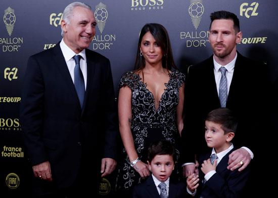 حفل الكرة الذهبية 2019 (2)