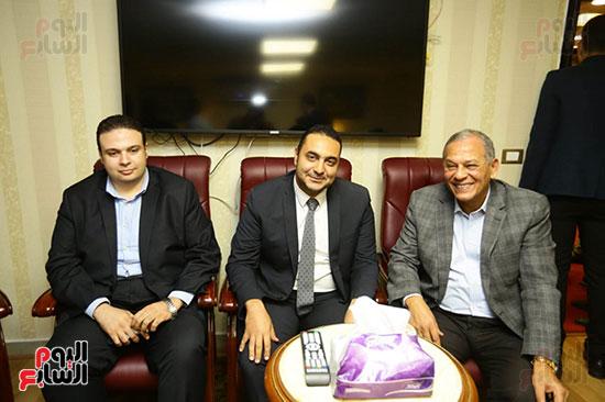 الجلسة الثانية للحوار الوطنى للأحزاب المصرية (28)