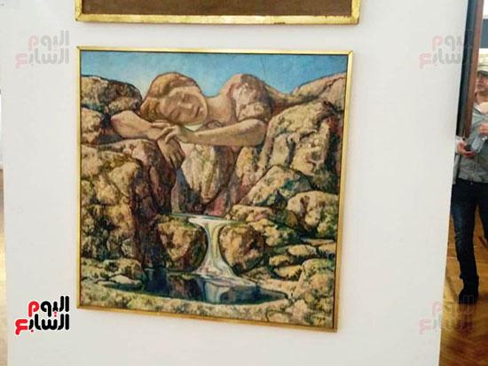 رواد الفن التشكيلى فى ArtTalks (27)