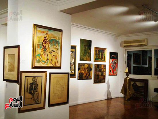 رواد الفن التشكيلى فى ArtTalks (5)