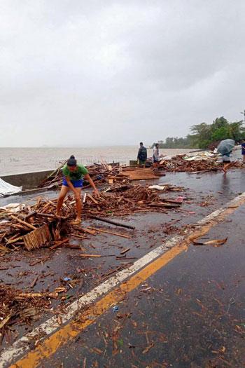 إعصار-الفلبين