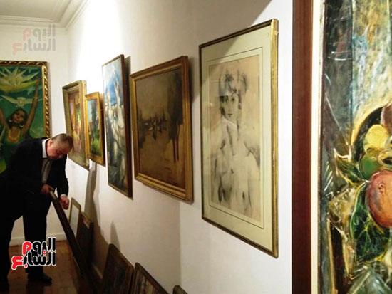 رواد الفن التشكيلى فى ArtTalks (6)