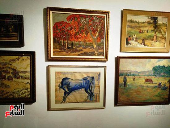رواد الفن التشكيلى فى ArtTalks (24)