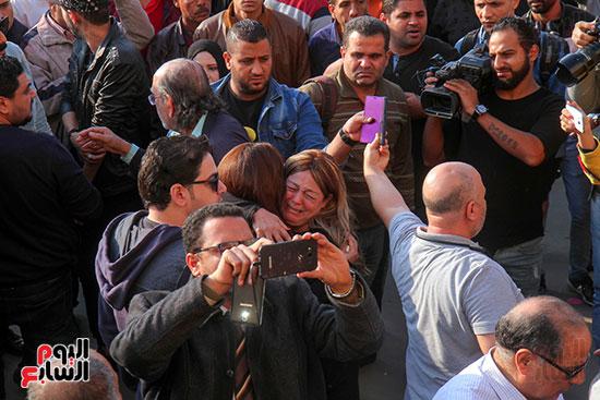 تشييع جثمان شعبان عبد الرحيم (1)