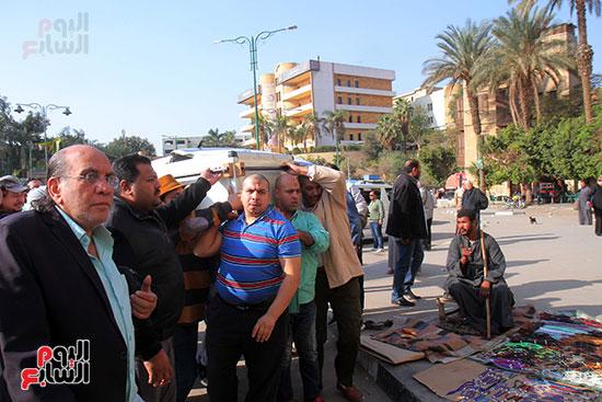 جنازة شعبان عبد الرحيم