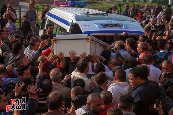 تشييع جثمان شعبان عبد الرحيم (7)
