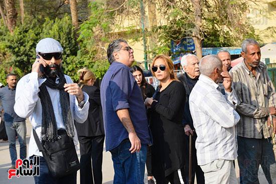 جنازة شعبان عبد الرحيم (2)