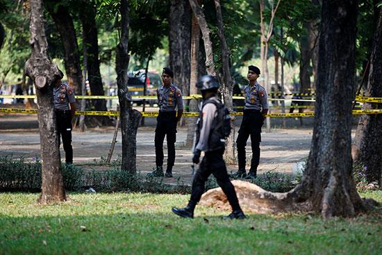 شرطة أندونيسيا