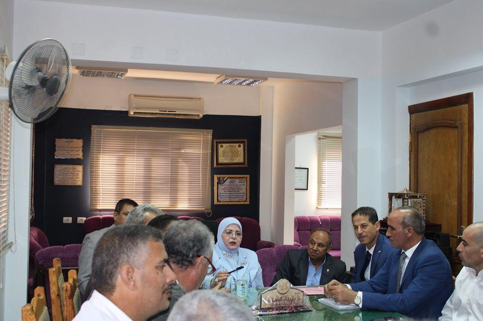 اجتماع وكيل تعليم كفر الشيخ (3)